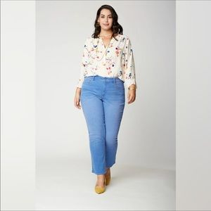 🆕 NYDJ Marilyn Straight Ankle Jeans In Plus Size